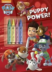 Puppy Power! (Paw Patrol) 1st Edition 9780385384452 0385384459