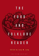 Food and Folklore Reader 1st Edition 9780857856999 0857856995