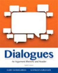 Dialogues 8th Edition 9780321925534 032192553X