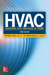 HVAC Equations, Data, and Rules of Thumb, Third Edition 3rd Edition 9780071829601 0071829601