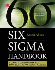 The Six Sigma Handbook, Fourth Edition 4th Edition 9780071840545 0071840540