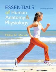 Essentials of Human Anatomy & Physiology Plus MasteringA&P with eText -- Access Card Package 11th Edition 9780321918758 0321918754