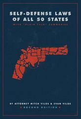 Self-Defense Laws of All 50 States 1st Edition 9781483511573 148351157X