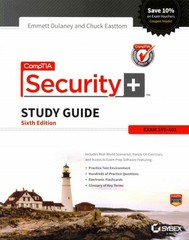 CompTIA Security+ Study Guide 6th Edition 9781118875070 1118875079