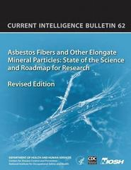 Asbestos Fibers and Other Elongate Mineral Particles: State of the Science and Roadmap for Research 0 9781493529728 1493529722