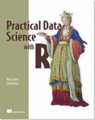 Practical Data Science with R 1st Edition 9781617291562 1617291560
