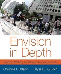 Envision in Depth 3rd Edition 9780321899965 0321899962