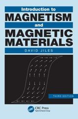 Introduction to Magnetism and Magnetic Materials, Third Edition 3rd Edition 9781482238877 148223887X