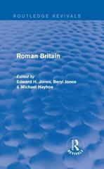 Roman Britain (Routledge Revivals) 1st Edition 9781317694182 131769418X
