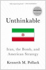 Unthinkable 1st Edition 9781476733937 1476733937
