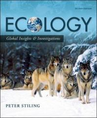 Ecology 2nd Edition 9780073532509 0073532509