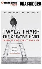 The Creative Habit 1st Edition 9781480589834 1480589837