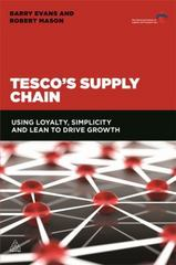 Tesco's Supply Chain 1st Edition 9780749472078 0749472073