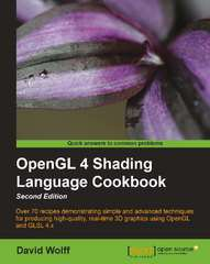 Opengl 4 Shading Language Cookbook 2nd Edition 9781782167020 1782167021
