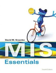 2014 MyMISLab with Pearson eText -- Access Card -- for MIS Essentials 4th Edition 9780133591323 0133591328