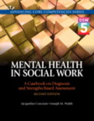 Mental Health in Social Work 2nd Edition 9780205991037 0205991033