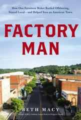 Factory Man 1st Edition 9780316231435 0316231436