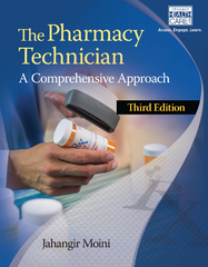 The Pharmacy Technician 3rd Edition 9781305686557 1305686551