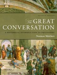The Great Conversation 7th Edition 9780199999651 0199999651