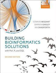Building Bioinformatics Solutions 2nd Edition 9780191643194 019164319X