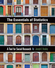 The Essentials of Statistics 4th Edition 9781305445741 1305445740