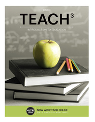 TEACH (with TEACH Online,1 term (6 months) Printed Access Card) 3rd Edition 9781305094642 1305094646