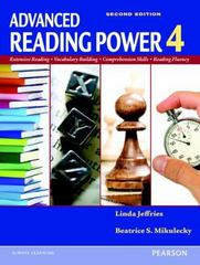 Advanced Reading Power 4 2nd Edition 9780133047172 0133047172