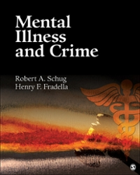 Mental Illness and Crime 1st Edition 9781412987073 1412987075