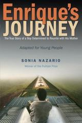 Enrique's Journey (The Young Adult Adaptation) 1st Edition 9780385743280 0385743289