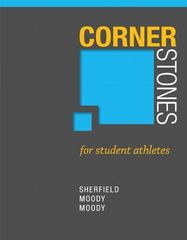 Cornerstones for Student Athletes 1st Edition 9780321934338 0321934334