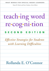 Teaching Word Recognition, Second Edition 2nd Edition 9781462516315 1462516319