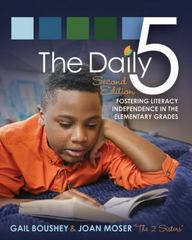 The Daily Five 2nd Edition 9781625310026 1625310021