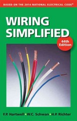 Wiring Simplified 44th Edition 9780979294556 097929455X