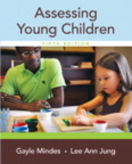 Assessing Young Children 5th Edition 9780133519235 0133519236