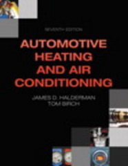 Automotive Heating and Air Conditioning 7th Edition 9780133514995 0133514994