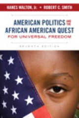 American Politics and the African American Quest for Universal Freedom 7th Edition 9781317350453 1317350456