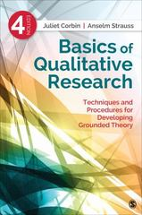 Basics of Qualitative Research 4th Edition 9781412997461 1412997461