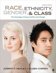 Race, Ethnicity, Gender, and Class 7th Edition 9781452275734 1452275734
