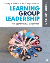 Learning Group Leadership 3rd Edition 9781452256689 1452256683