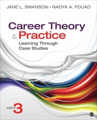 Career Theory and Practice 3rd Edition 9781452256696 1452256691