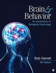 Brain & Behavior 4th Edition 9781452260952 1452260958