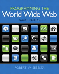 Programming the World Wide Web 8th Edition 9780133775983 0133775984