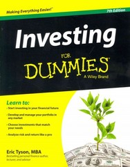 Investing For Dummies 7th Edition 9781118884928 1118884922