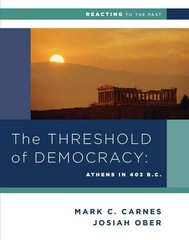 The Threshold of Democracy 3rd Edition 9780393937329 0393937321