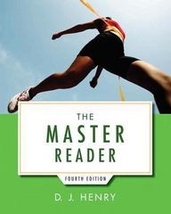 The Master Reader 4th Edition 9780321916778 0321916778