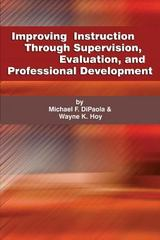 Improving Instruction Through Supervision, Evaluation, and Professional Development 1st Edition 9781623964788 1623964784