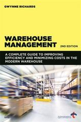 Warehouse Management 2nd Edition 9780749469344 074946934X