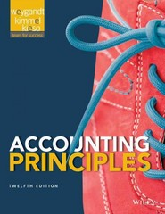 Accounting Principles 12th Edition 9781118875056 1118875052