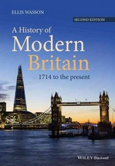 A History of Modern Britain 2nd Edition 9781118869017 111886901X