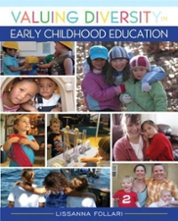 Valuing Diversity in Early Childhood Education with Enhanced Pearson eText -- Access Card Package 1st Edition 9780133831504 0133831507